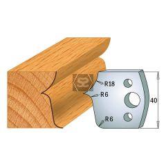 CMT Pr of Limitors 40x4mm Profile 046