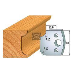 CMT Pr of Limitors 40x4mm Profile 175