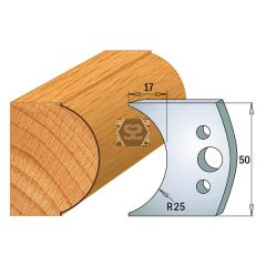 CMT Pr of Limitors 50x4mm Profile 546