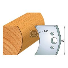 CMT Pr of Limitors 50x4mm Profile 555