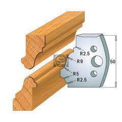 CMT Pr of Limitors 50x4mm Profile 558