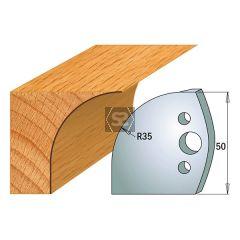 CMT Pr of Limitors 50x4mm Profile 564