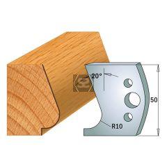 CMT Pr of Limitors 50x4mm Profile 575
