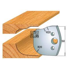 CMT Pr of Limitors 50x4mm Profile 577
