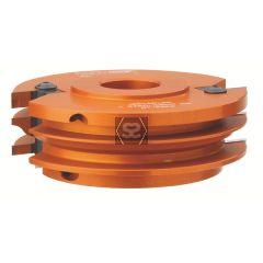 CMT 694.014 Cabinet Rail & Stile Head D=130 d=35