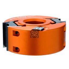 CMT Combi Spindle Moulder Rebate Cutter head 31.7