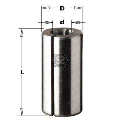CMT Reducing Drill Bush D=6.35-12.7mm L=25