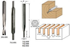 CMT 812 Replacement Tip Router SOLID TC S=6.35 D=3