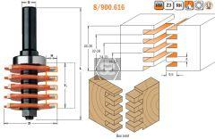 CMT 900 Finger Joint Router Bit  TCT Z3 S=12 D=47
