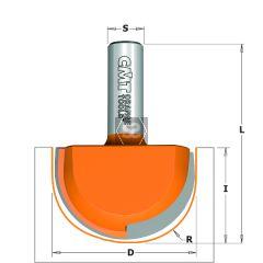 CMT 914 Round Nose Bit  S=12 D=50.8 CL=31.75 R=25.