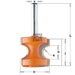 CMT 954 Bull Nose Bit TCT S=12 D=44.5X41