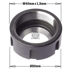 Clamping Nut  FOR 183.000/100/200/250/300/400 LH