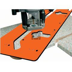 CMT Postform Kitchen Worktop Jig from 420mm to 650