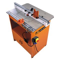 CMT 7E and INDUSTRIO Router Table 999.500.01