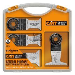 CMT 4 Piece Multipurpose Set For Multi Tool