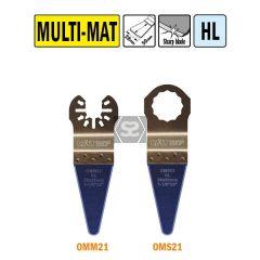 CMT OMM21 28mm Sharp Corner Scraper All Materia 50