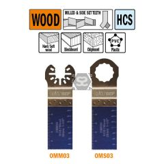 CMT OMS03 28mm Plunge And Flush-cut For Wood