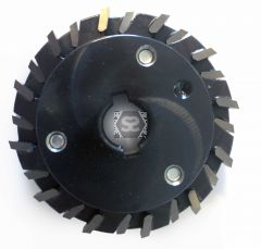 Alubender Milling Tool T2 up to 15mm Honeycomb