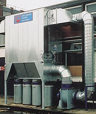 Dust Extraction System - Bag Filter