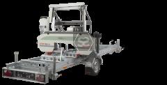 Forestor Sawmill CTR 550GX Honda Including Trailer