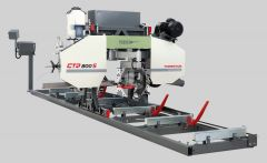 Forestor CTR 800 Sawmill with Static controller