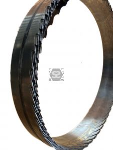 "Toothed Coil for Resaw Blades 3"" x 100m  HSS 1 3/4"