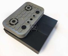 CNC Vacuum Console 120 x 75 x 50 1 circ SCM only