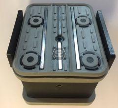 CNC Vacuum Console 120x50x100 2 Circ Masterwood