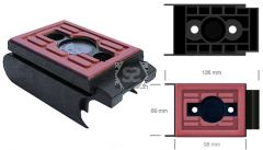 Spare Track Pad for Homag Machine