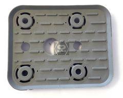 CNC Vacuum Pad Rubber Cover140x115mm