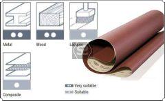 Wide Sanding Belts W=1370 L=2150 G=120 Pk10 BW114