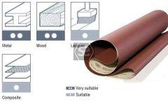 Wide Sanding Belts L=1525 W=970mm G=100 Pk10