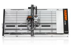 Harwi ULTRA 1850 Wall Saw best for Dust Extraction