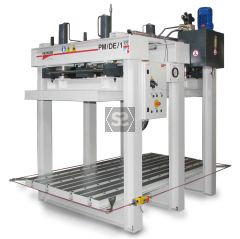 Italpresse PMDE1LC 120 Ton Cold Door Press