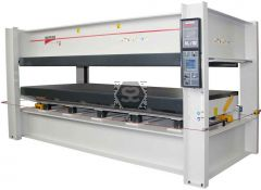 Italpresse XL8 Hot Press 3500x1300 1d 160 Ton