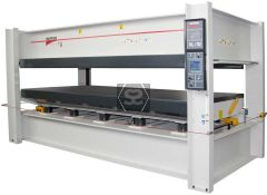 Italpresse XL8 Hot Press 4200x1400 160 Ton