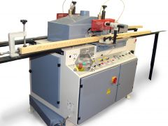 iTECH CPP4 Double Louvre Slotting Machine