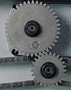 Set of Cogs For Slower Speed (3.5m/min minimum)