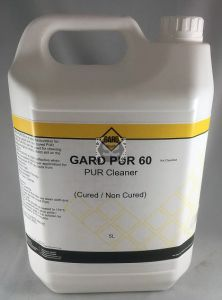 PUR Glue Cleaner to remove cured & non cured PUR 5
