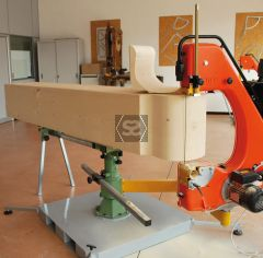 SN33 Articulated Bandsaw - Static Set 2000