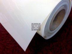 Mylar / Forex 250 micron sheet W=1.65mtr x L=7m