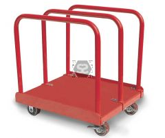 iTECH 4ZH28 Heavy Duty Panel Trolley Cart