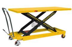 iTECH TG50 Big Deck Scissor Lift Mobile Table