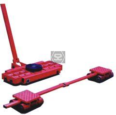 iTECH Machine Skates Set - 24 Ton
