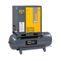 SIP 06263 Screw compressor 500ltr tank 415v