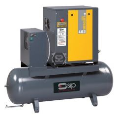 Mercury Tron 270l Screw Compressor cw Dryer 06267