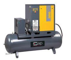 SIP Sirio 08-08-270ES Screw Compressor & Dryer