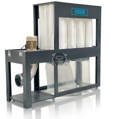 iTECH E4000 Eco Multi Filter Dust Extractor
