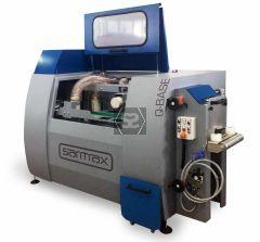 SARMAX Q-Base Flow Coating Machine