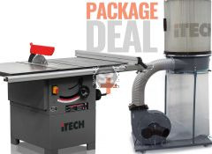 iTECH 315mm Table Saw Bench SPRING OFFER